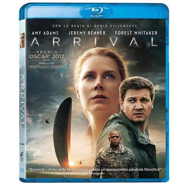 Arrival Blu-ray