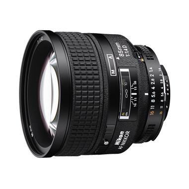 Nikon 85mm f/1.4D AF NIKKOR Teleobiettivo