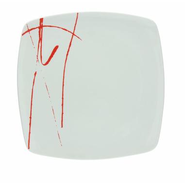 Tognana Porcellane Piatto da portata Energy 32 x 32 cm