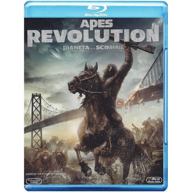 Apes Revolution - Il Pianeta delle Scimmie, Blu-Ray Blu-ray 2D ITA
