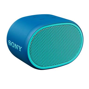 Sony SRS-XB01 Speaker compatto, Portatile blu