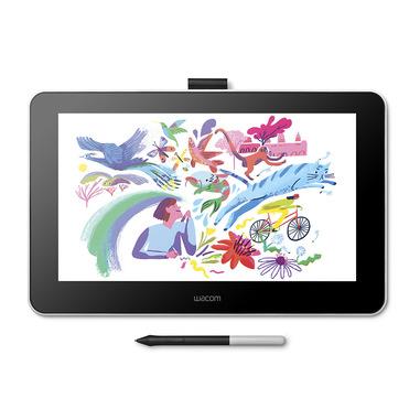 Wacom One 13 tavoletta grafica Bianco 2540 lpi (linee per pollice) 294 x 166 mm USB