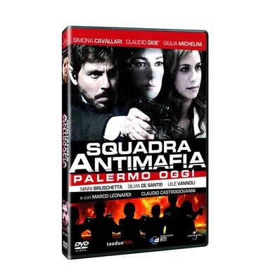 Squadra antimafia - Palermo oggi, Stagione 1 DVD 2D ITA