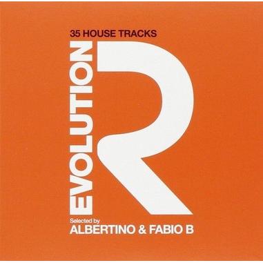 R-Evolution by Albertino Fabio B, 2CD
