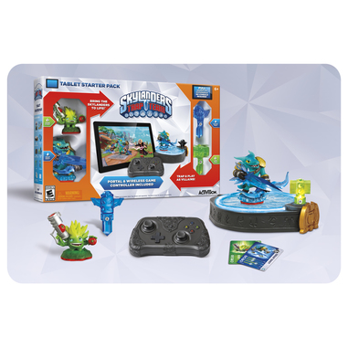 Activision Skylanders: Trap Team - Starter Pack, Tablet