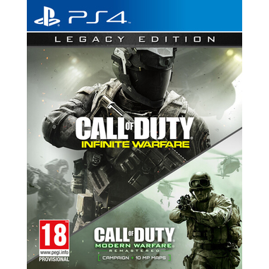 Call of Duty: Infinite Warfare & Legacy Edition, PS4