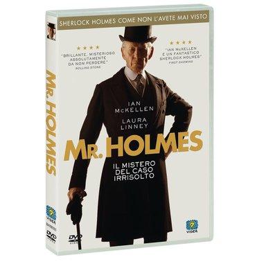 Mr. Holmes: il mistero del caso irrisolto (DVD)