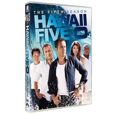 Hawaii Five-O, Stagione 5 (6 DVD) DVD 2D ITA