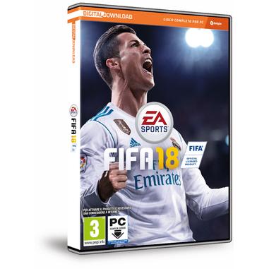 FIFA 18 - PC (CIAB)