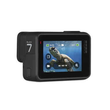 GoPro HERO7 Black fotocamera per sport d'azione 4K Ultra HD 12 MP Wi-Fi