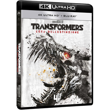 Transformers 4 - L'era dell'estinzione UHD+Blu-Ray