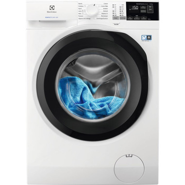 Electrolux PerfectCare 600 Libera installazione Carica frontale 8kg 1200Giri/min A+++-20% Bianco lavatrice