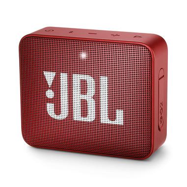 JBL GO 2 3 W Altoparlante portatile stereo Rosso
