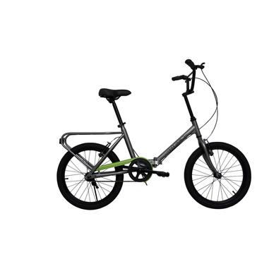 Bebikes Hybrid T Città Acciaio Titanio Bicicletta