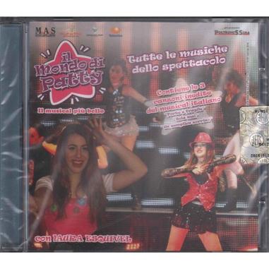Edel Il Musical Più Bello, CD
