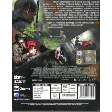 First Kill Blu-ray 2D Inglese, ITA