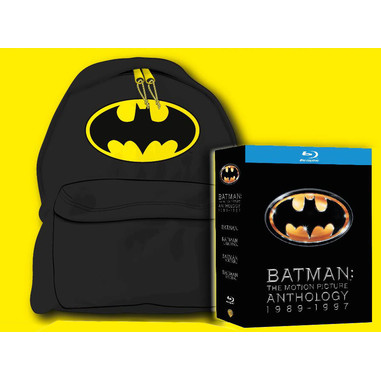 Batman Anthology + zaino