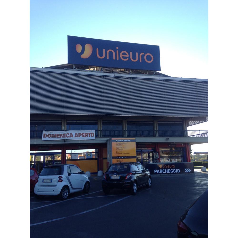 Unieuro Roma Boccea - via Beverino (angolo Torrevecchia)