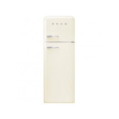 Smeg FAB30RCR3 frigorifero con congelatore Libera installazione Crema 294 L A+++