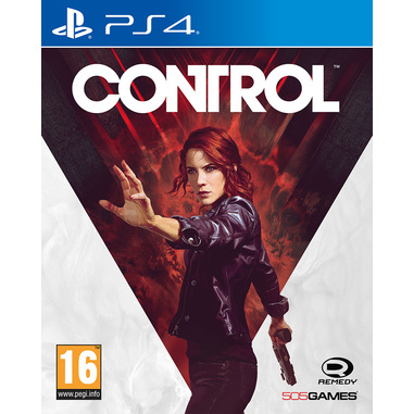 505 Games Control, PS4 Basic Inglese PlayStation 4