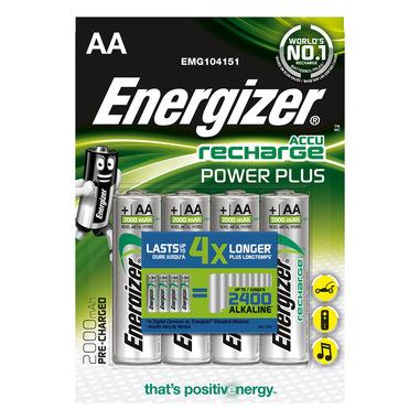 Energizer 7638900249101 batteria per uso domestico Batteria ricaricabile Nichel-Metallo Idruro (NiMH)