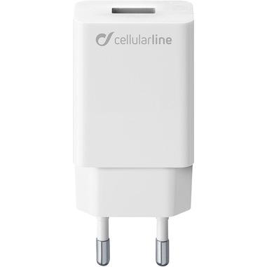 Cellularline Caricabatterie veloce per dispositivi Samsung