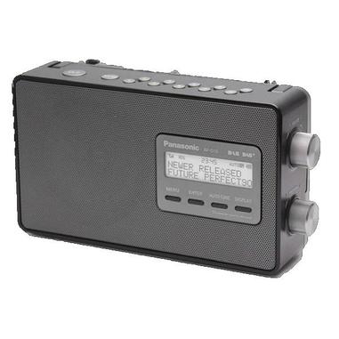 Panasonic RF-D10 radio Personale Digitale Nero