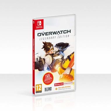 Activision Overwatch: Legendary Edition, Switch Inglese, ITA Nintendo Switch