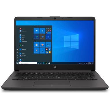 """HP 240 G8 CORE I7-1065G7 8GB 256GB Computer portatile 35,6 cm (14"""") Full HD Intel® Core™ i7 di decima generazione DDR4-SDRAM SSD Wi-Fi 5 (802.11ac) Windows 10 Pro Nero, Argento"""