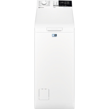 Electrolux EW6T473U lavatrice Caricamento dall'alto 7 kg 1300 Giri/min F Bianco