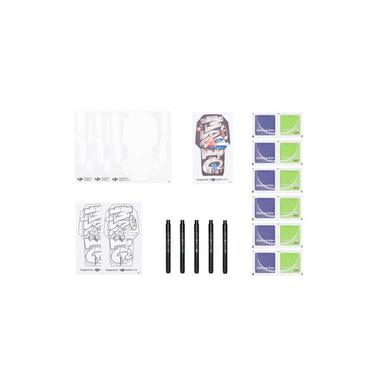 DJI CP.MA.00000155.01 Ricambio e accessorio per modello radiocomandato (RC) Set di adesivi