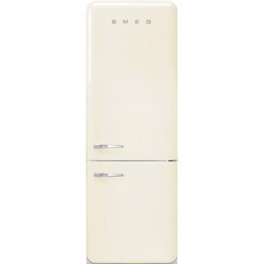 Smeg FAB38RCR frigorifero con congelatore Libera installazione Crema 461 L A++