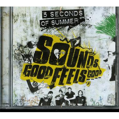 Sounds Good Feels Good, CD