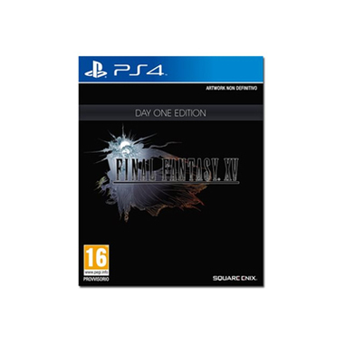 Final Fantasy XV Day One, PS4