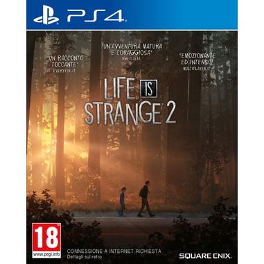 Life is Strange 2, PS4
