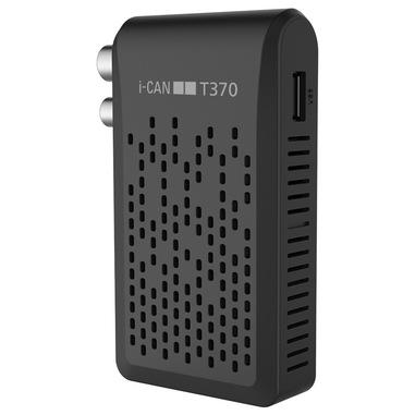 i-CAN T370 Terrestre HD Nero