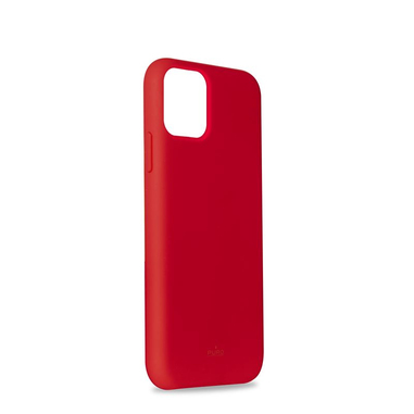 "PURO IPCX19ICONRED custodia per iPhone 11 14,7 cm (5.8"") Cover Rosso"