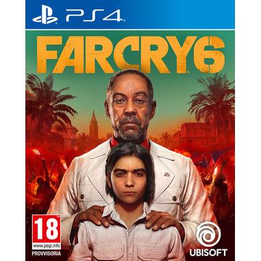 Far Cry 6, PlayStation 4