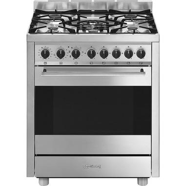 Smeg Master B71GMXI9 cucina Piano cottura Gas Acciaio inossidabile A