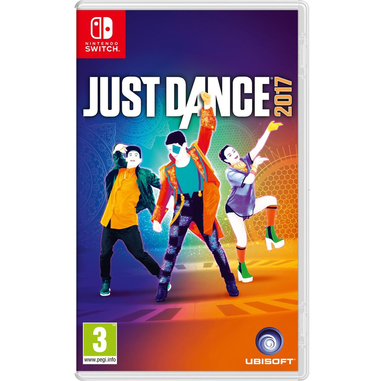 Just Dance 2017, Nintendo Switch Basico Nintendo Switch ITA