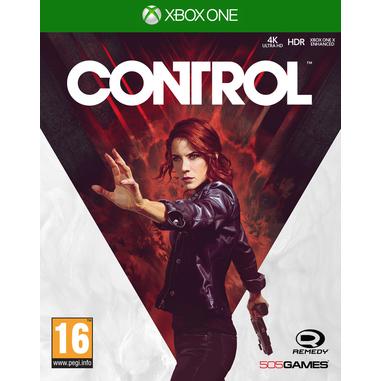 Control, Xbox One videogioco Basic Inglese