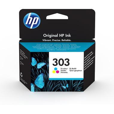 HP Cartuccia di inchiostro in tricromia originale 303