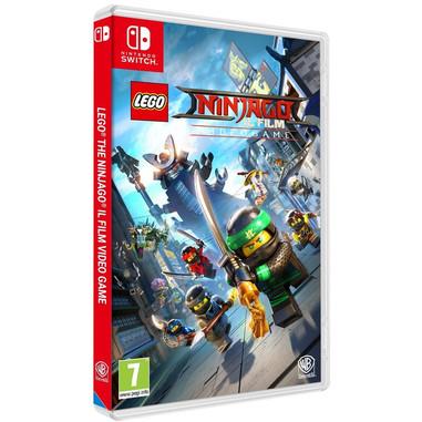 LEGO Ninjago il film videogame - Switch