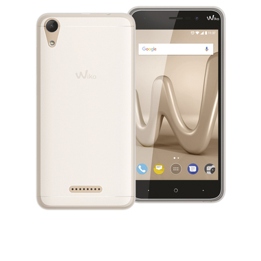 Phonix Cover Gel Protection Plus per Wiko Lenny 4 - Trasparente