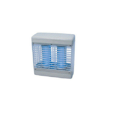 Sandokan 7345 zanzariera e uccidi-insetti Automatico Adatto per uso esterno Blu, Bianco