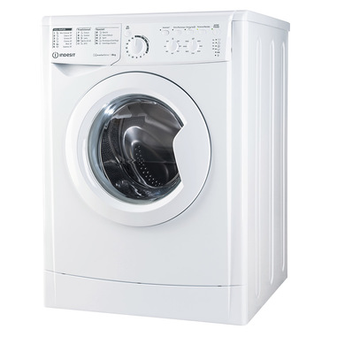 Indesit EWC 81283 W IT N lavatrice Libera installazione Caricamento frontale Bianco 8 kg 1200 Giri/min A+++