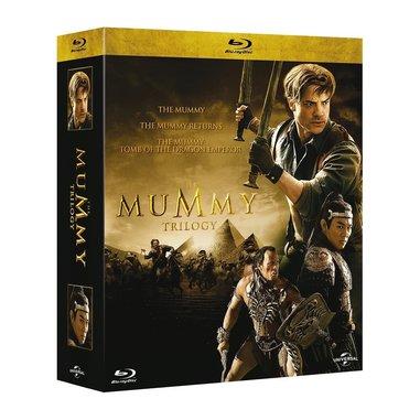 La mummia: la trologia (Blu-ray)