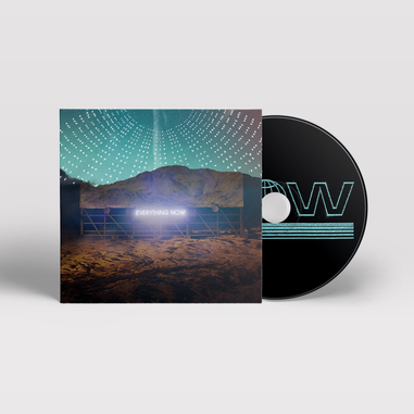 Everything Now CD Alternative night Version