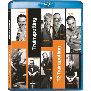 T2 Trainspotting + Trainspotting, 2x Blu-Ray Blu-ray 2D ITA