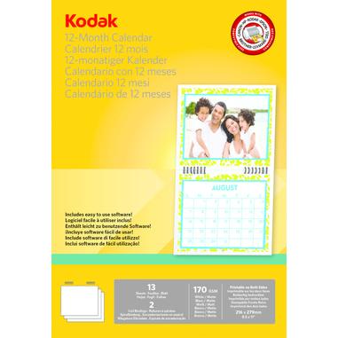 Kodak 5740-016 Opaco Giallo carta inkjet